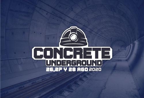 2020.08.26 – Congreso Concrete UnderGround